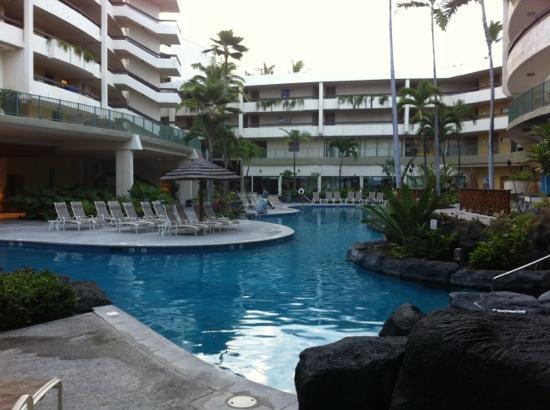Sheraton Kona Resort & Spa at Keauhou Bay: 泳池之一