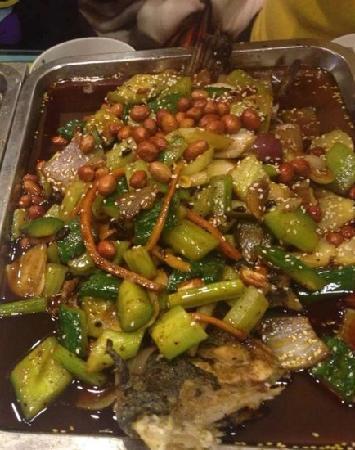 Ziwei Kaoyu Restaurant (Xiangheli)