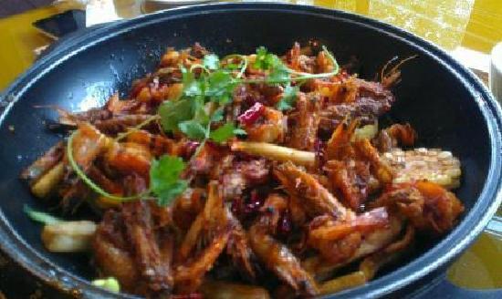 肯美香辣虾(观音桥店)