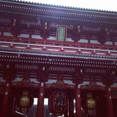 Senso-ji Temple : 浅草寺