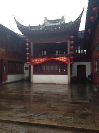 Shantang Street: 山塘街戏台