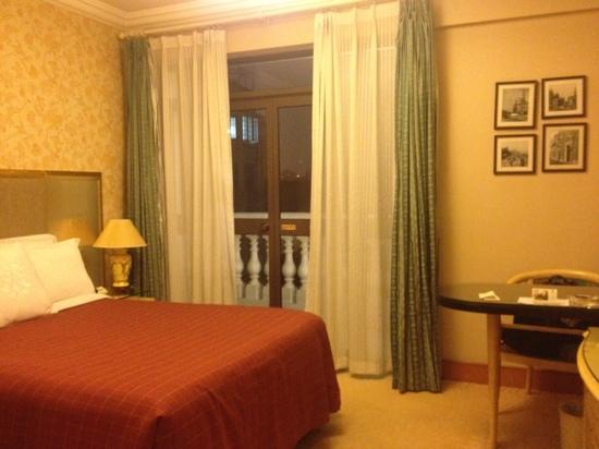 Anting Villa Hotel : 观景房