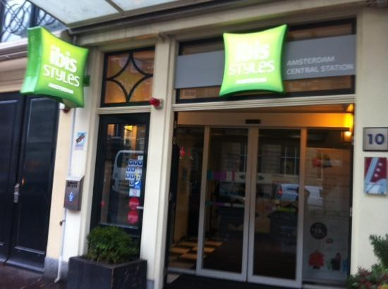 Ibis Styles Amsterdam Central Station: I