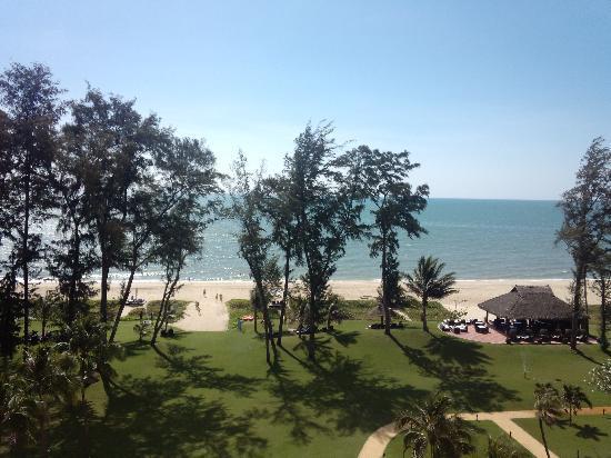Ocean Dunes Resort: 从阳台望出去