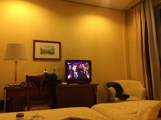 Ramada Naples City Centre: standard twin room