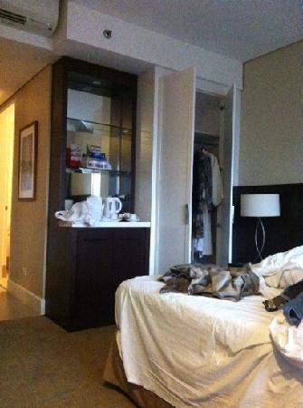 Harolds Hotel : 房间