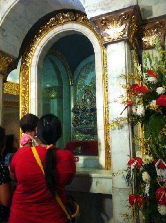 Basilica del Santo Niño: 像