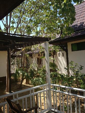 Lanta Klong Nin Beach Resort: 酒店
