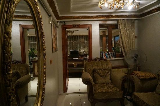 Blue Tuana Hotel: reception