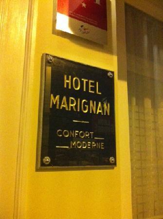Hotel Marignan: m