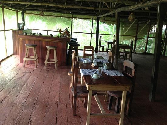 MarinAmazonica: restaurant