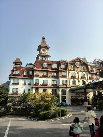 Oasis O.City Hotel Shenzhen: 外观