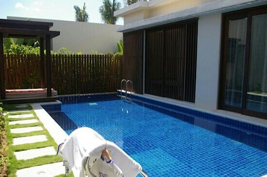 Pullman Sanya Yalong Bay Villas & Resort: 泳池