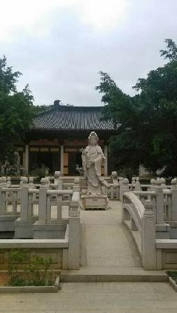 Mazu Temple of Sanya: 蛮干净的
