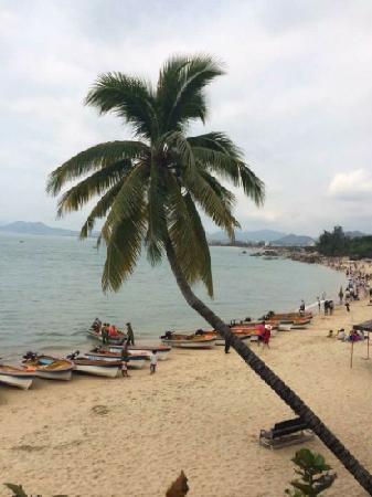 Little East Sea Tourist Area : 好多人呢