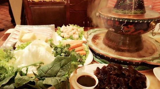 Hong Ming Hotpot (DaoLi)