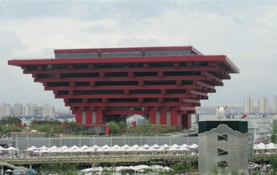 Shanghai World Expo Museum: 建筑