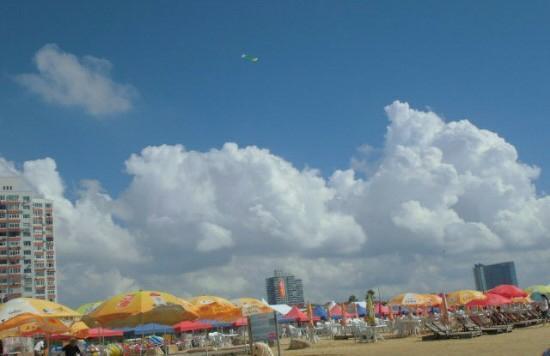 Jinshan City Beach : 沙滩