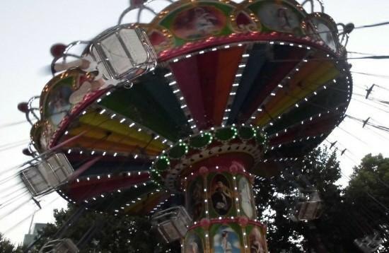 Jinjiang Amusement Park: 乐园