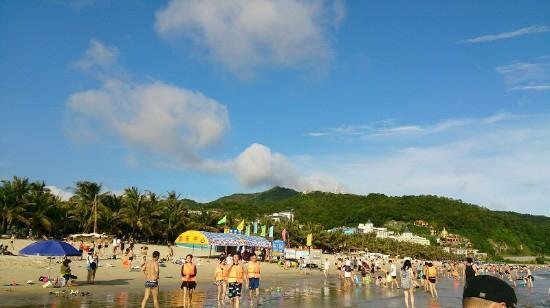 Feisha Beach Tour Area