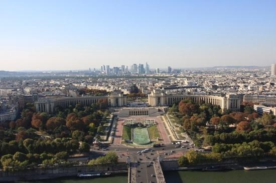 Palais de Chaillot: 漂亮