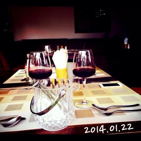 La Lanterna: 红酒 wine vino