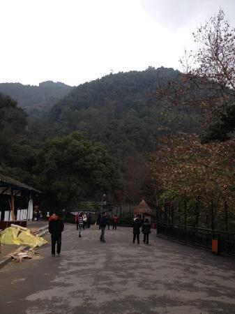 Gelè Hill (Gelè Shan/Báigong Guan/SACO): 白公馆
