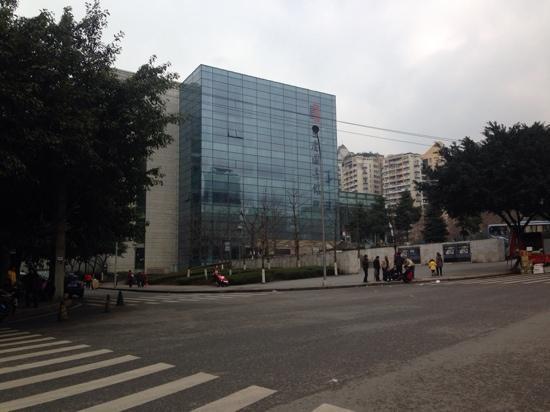 Chongqing Library: 重庆图书馆