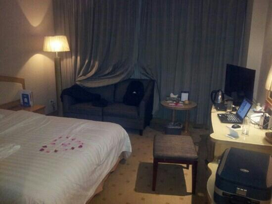Yahe International Hotel: 高级大床房