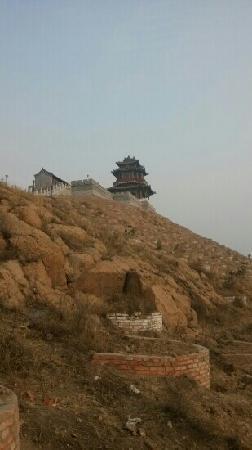 Yuanping, China: 观景台