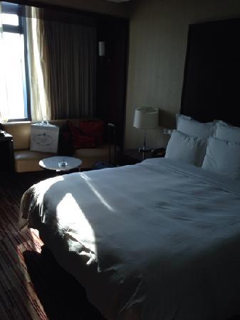 Renaissance Shanghai Zhongshan Park Hotel: 最便宜的高级房