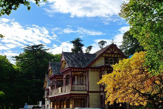 Riccarton House & Bush: 建筑物