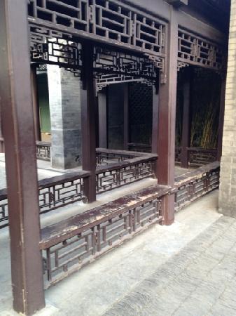 Long couloir du Palais d'été : 长廊