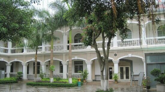 Gulangyu Cadre Nursing Home: 光景非常好