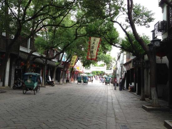 Tongli Town: 同里