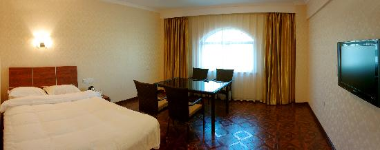 Wuxing Hotel : 会议房