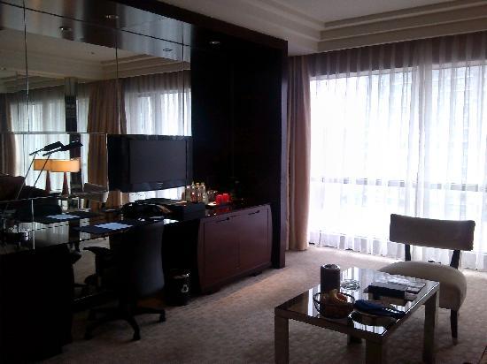 Four Points by Sheraton Hangzhou, Binjiang: 酒店内客房