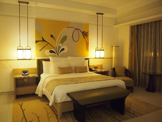 Renaissance Sanya Resort & Spa : 房间卧室