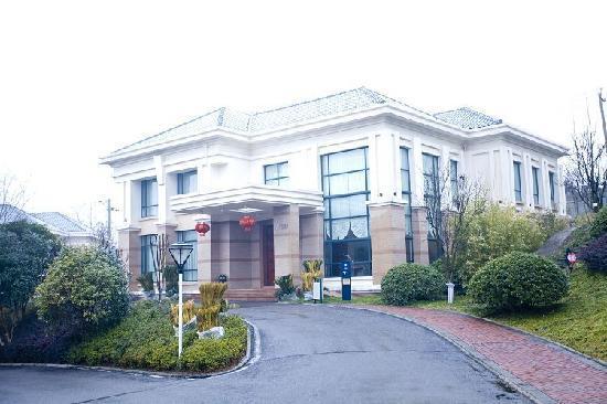 Baiyunshan State Guest House: 豪华别墅