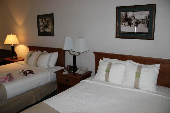 Holiday Inn - West Yellowstone: 房间