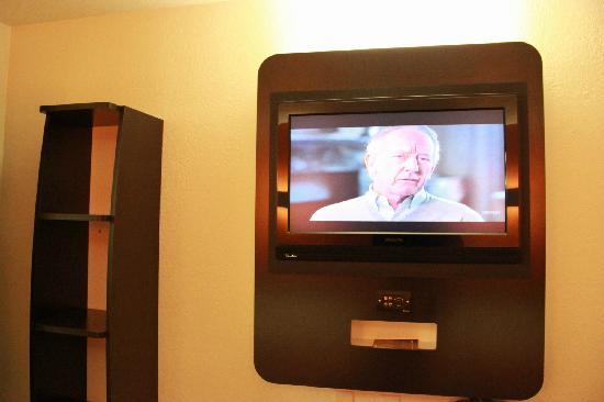 Motel 6 Jackson : 电视