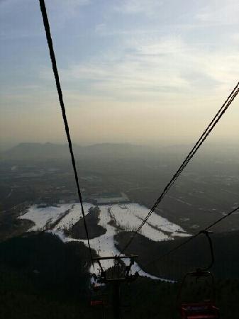 Jundushan Ski: 北京难度最高的高级滑雪道