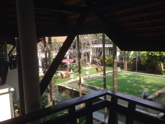 Bodhi Serene Hotel: 阳台