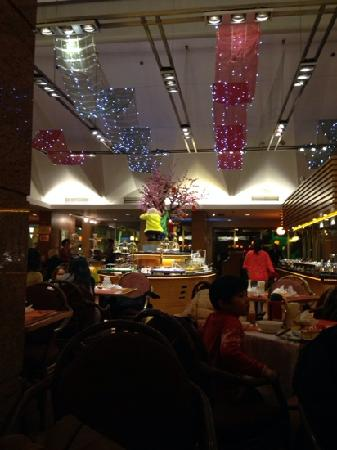 JianGuo Restaurant Cafe