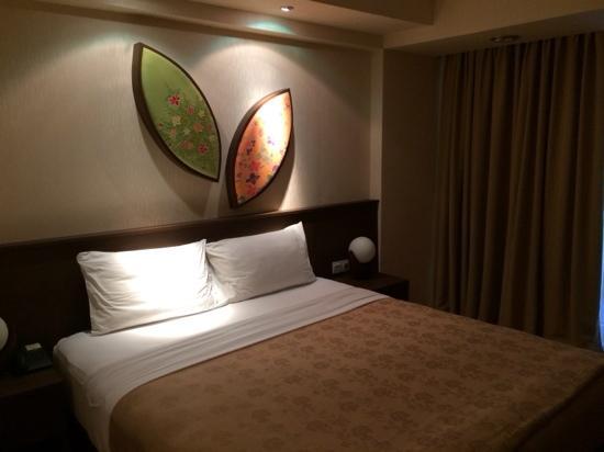 Atanaya Hotel: 房间一角