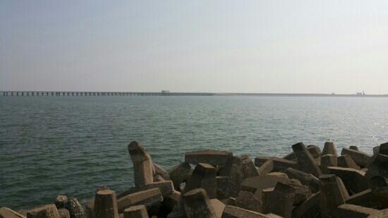 Jinshan City Beach : 金山海边