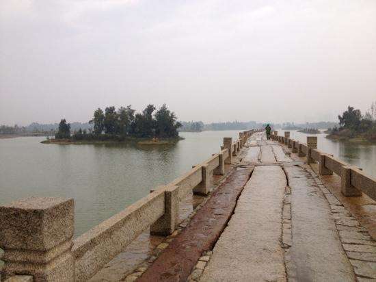 Anping Bridge: 安平长桥