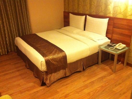 T Hotel Kaohsiung: 客房
