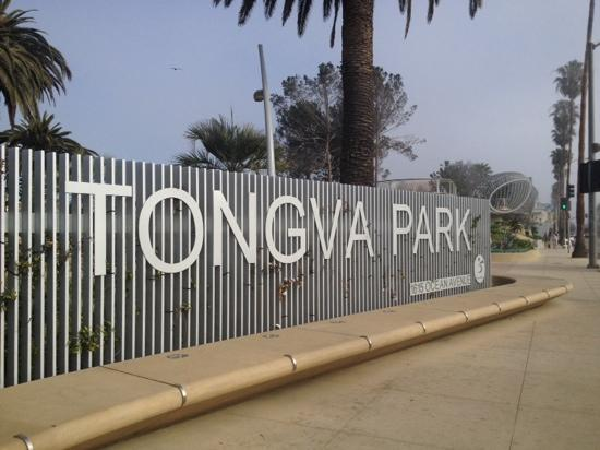 Tongva Park: tongvapark