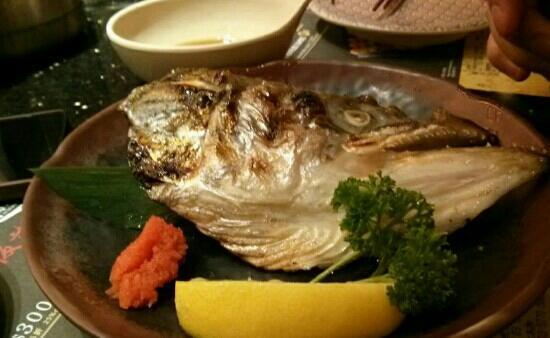 Hisago Modern Japanese Restaurant: 煮鱼头